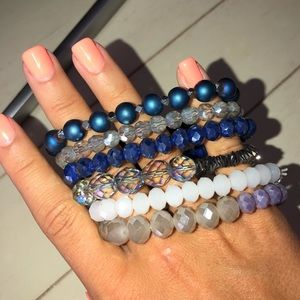 Ermish Bracelet Stack of 6!!!